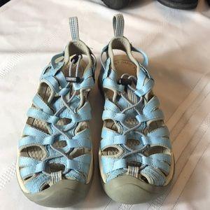 Keen waterproof sandal anatomic foot bed Sz 5.5